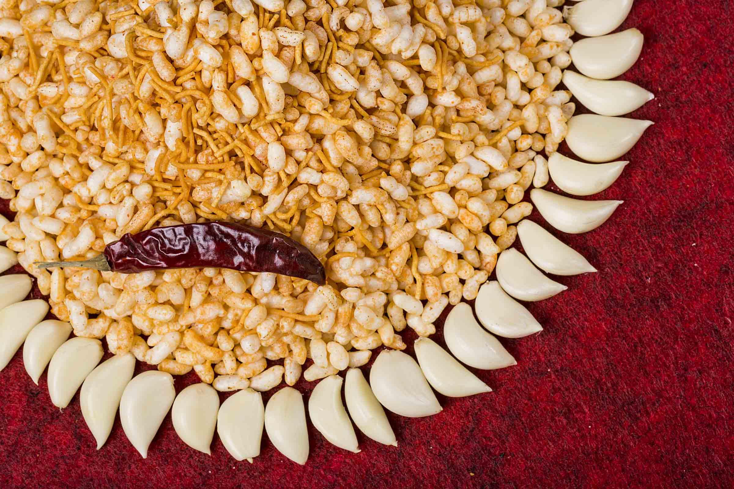 Bhikabhai Bhajiya Product Shoot